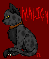 Malign by Stitched-Raven