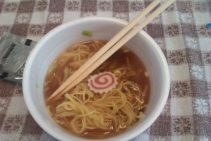 Japan Candy/Food #2: Ramen by SafeAndOff