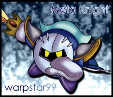 Let Me Save You .: Meta Knight by warpstar99