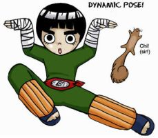 Dynamic Pose exclaimationpoint by -babykefka-