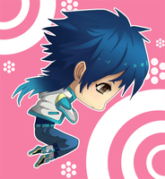 Chibi Aoba by MoonlightTheWolf