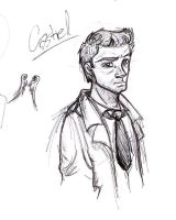 Castiel by Fary