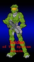 Soldier by jlewis413