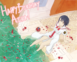 Happy Birthday Aika by gartastic
