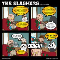 The Slashers 29 by crashdummie