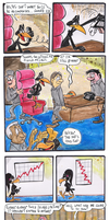 STC - 'The Crow-Magnate' - part 7 by Granitoons