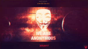 Anonymous by ZeyronDesigns