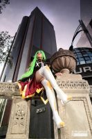 C.C. Look up for the King by maskplayers-group-mx