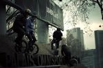 Army of unicycle by VhPhoto