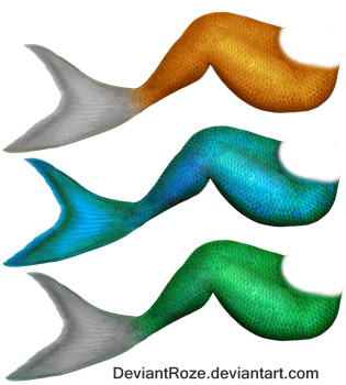 Mermaid Tails 15 by DeviantRoze