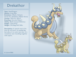 Drekathor by sylver1984