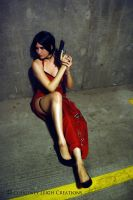 Biohazard 4 Ada Wong Cosplay by CLeigh-Cosplay