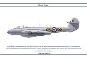 Meteor F4 GB 609 Sqn 1 by WS-Clave