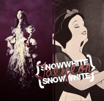 Taeyeon as Snow White by sonelf