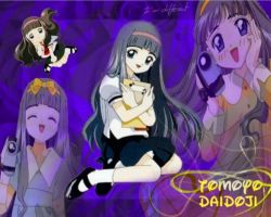 WALLPAPER TOMOYO by RainboWxMikA