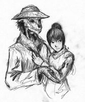 The Last We Saw of Pickman by mr-author