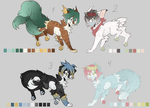 Adoptables Package \SOLD\ by Kujiyama