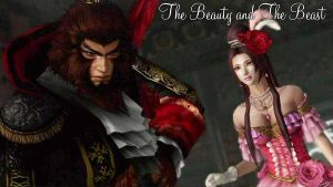 The Beauty and The Beast by Grace-Zed