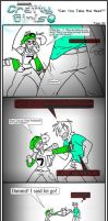 Minecraft Comic: CraftyGirls Pg 84 by TomBoy-Comics