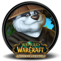 World of Warcraft Mists of Pandaria Icon 4 by Komic-Graphics