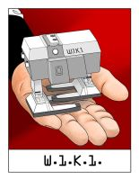 AlphaBots Week XXIII: W is for W.1.K.1 by SamWolk