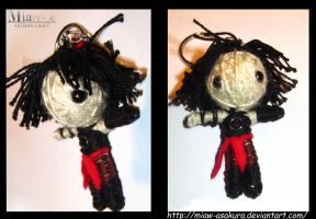 Prince of Persia voodoo doll~ by Miaw-Asakura