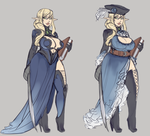Elf Character Concept by LiveForTheFunk