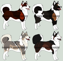 -Point adoptables 47- by Squiggy-Adoptables