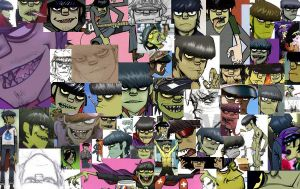 Murdoc's Gallery by qj134