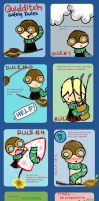 Quidditch Safety Rules by ozymandias93
