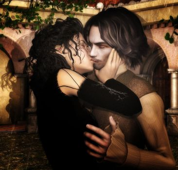 I'd Be Yours If I Could (Bella/Rodolphus) by deslea