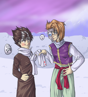 YYH TSS - coefficientheidi by hiei14