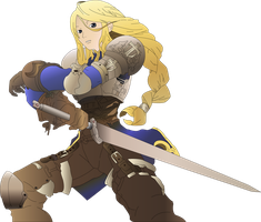 Agrias by ShinSoulThief