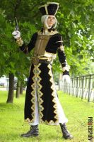 Abel Nightroad - Trinity Blood ( Anicon 2013 ) by OkariDane