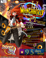 95 M3con09 Main Poster by mangaholix
