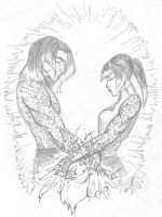 Haplo and Marit by Superfluous-Lore