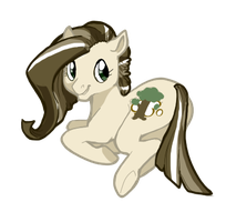 MLP: Vanilla Oak by arafel