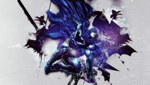 Batman by AriesYami