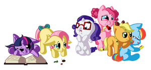My Little Fillies by VoxRobotics