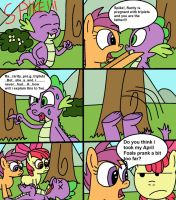 Spike, you are the father by eagc7