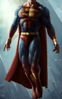 Son of krypton by AnthonyScime