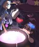 WitchCraft by punipaws