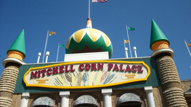 Mitchell SD Corn Palace by ABtheButterfly