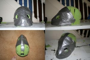3dr version  of my orca head p by Rathkin