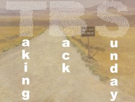 Taking Back Sunday | Band Typography by Shin-raDawn