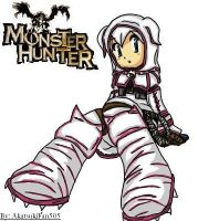 Monster Hunter _ Kawaii ne? by AkatsukiFan505