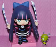 Stocking Nendoroid by mila-tiemy