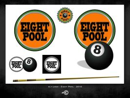 alt Logo : EIGHT POOL bar by ALTERNATIVE-CREATION