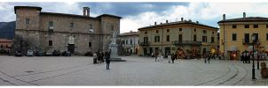 Norcia II by the-drow