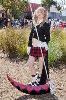 Soul Eater- My Maka Cosplay by ScaityVengeance